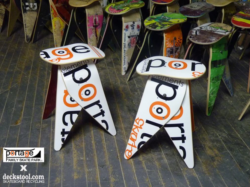 A work of ART!!! PFSP & Deckstool.com
