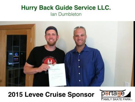 Hurry Back Guide Service LLC. $75.00 Sponsor.