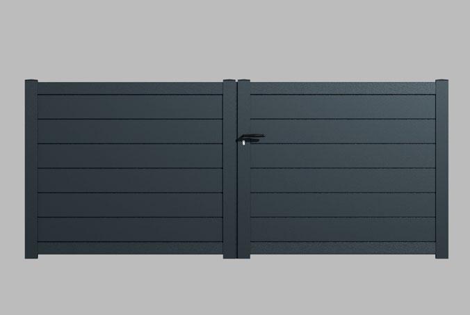 portail packit portail aluminium a