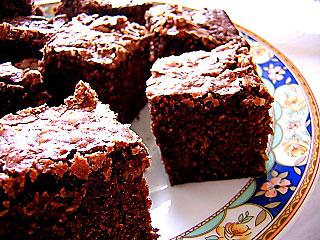 hindistan cevizli brownie