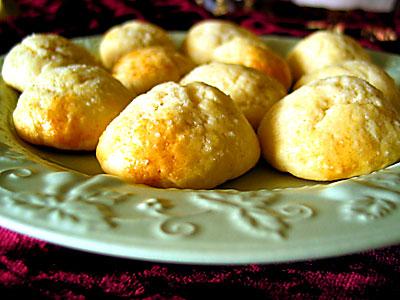 yoğurtlu kurabiye
