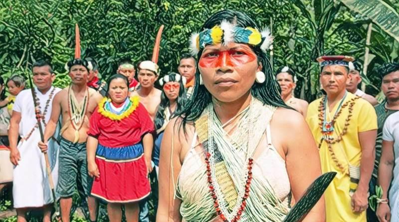 """, Mujer indígena gana """"Nobel ambiental"""" por defender el Amazonas de la extracción petrolera"""