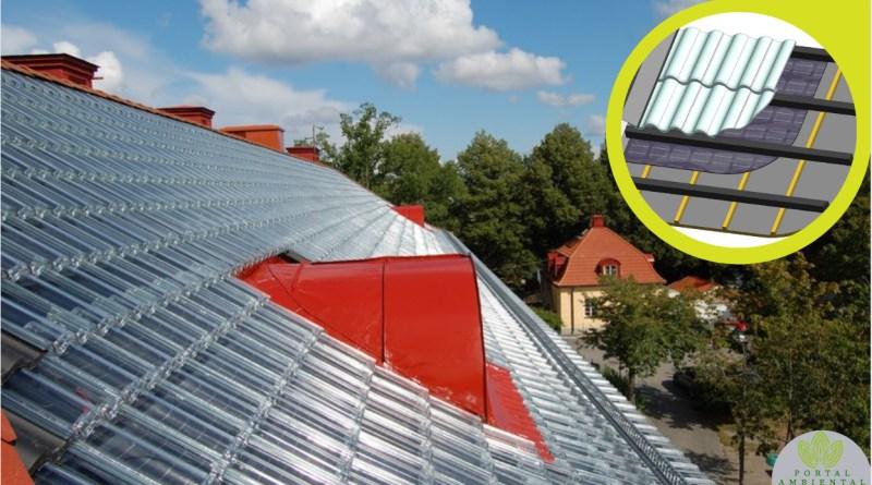 , Con estas tejas de Vidrio tendrás calefacción y electricidad gratuita todo el año