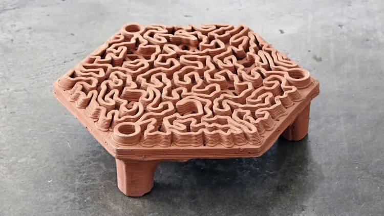 , Científicos crean baldosas de terracota impresas en 3D para repoblar corales