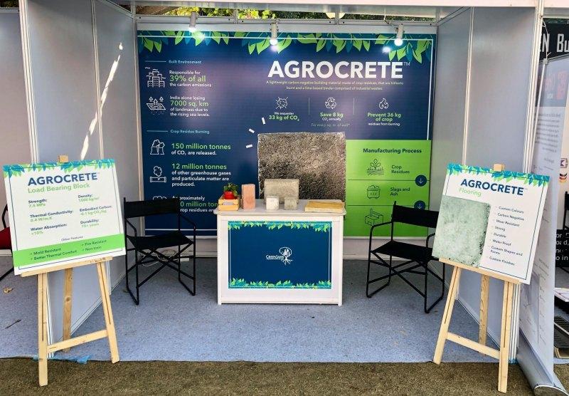 , Ingeniero creó Agrocrete, ladrillos Ecológicos hechos con desechos agrícolas y cáñamo