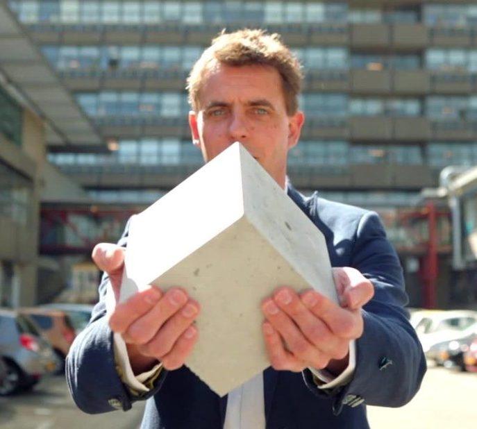 , Crean Bio-concreto que se auto-regenera por más de 200 años