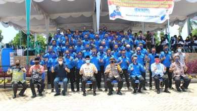 Photo of Pengukuhan PKW Musi Rawas Priode 2020-2025 Oleh Bupati Musi Rawas