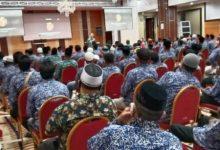 Photo of Tiga Hari, Ratusan Kades Se-Kabupaten Bireuen Ikuti Bimtek di Banda Aceh