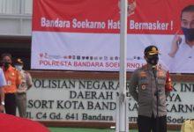 Photo of Polresta Bandara Soetta Luncurkan Program Bandara Soekarno-Hatta Bermasker