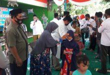Photo of Pospera dan FSPMI Sukses Gelar Acara Santunan Anak Yatim