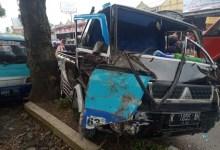 Photo of Lakalantas di Banjarnegara Libatkan 4 Kendaraan