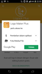 Cara Install Logo Maker Plus 3
