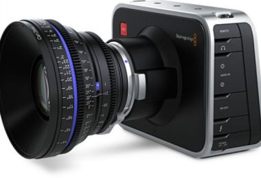 Blackmagic design cinema camera Kamera untuk vlog