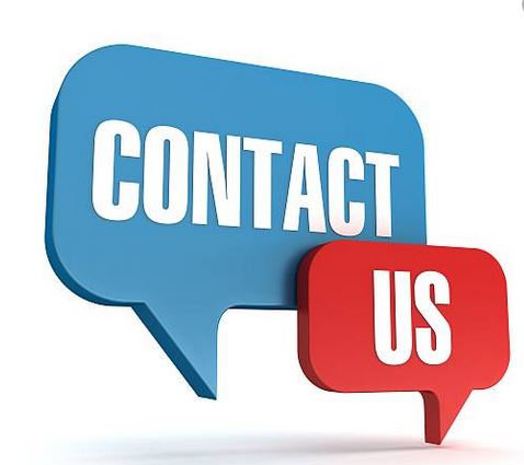Contact Address, Phone Number, Email Address, Customer Service