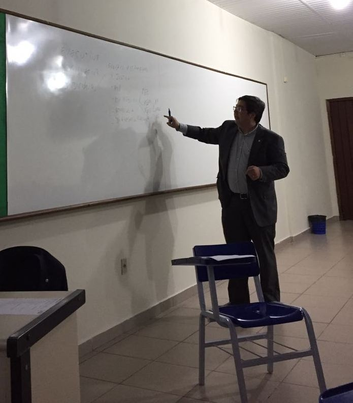 "ADPEP participou do projeto ""Capacita 2017"", da UNAMA"