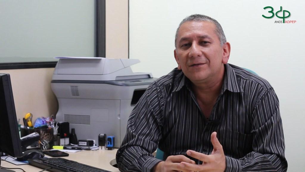 Série Especial dos 30 anos da ADPEP – Luiz Paulo