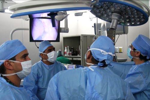 próstata para extirpar con tratamiento con láser
