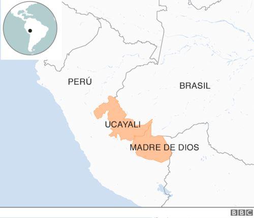 Congreso de la República aprobó la construcción de carreteras en Madre de Dios y Ucayali.