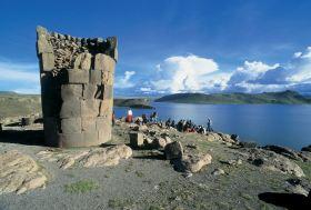Reserva Nacional del Titicaca cumple 40 años y preserva una biodiversidad singular. ANDINA/archivo