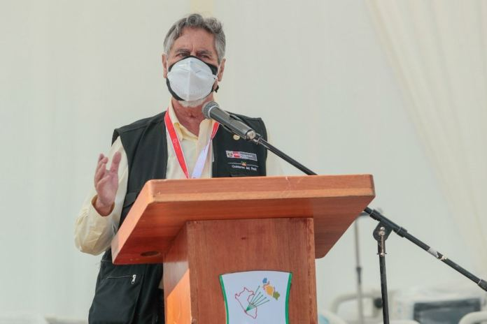 Gobierno ha cumplido de manera estricta su compromiso de neutralidad |  Noticias | Agencia Peruana de Noticias Andina