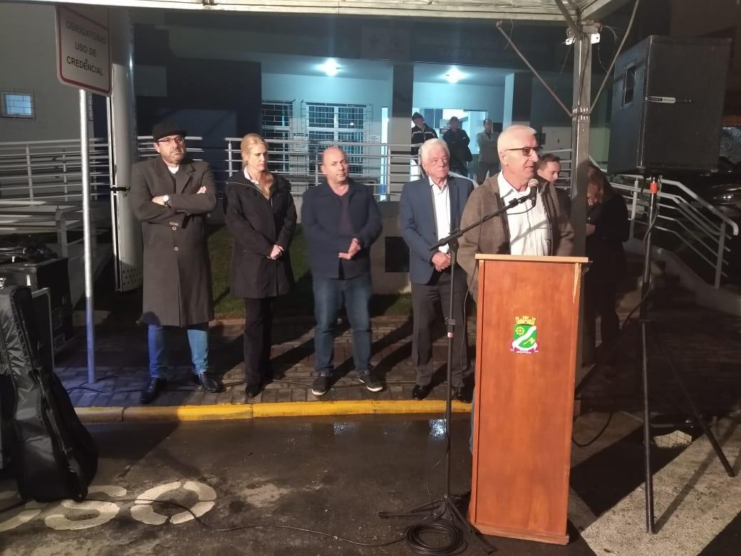 Prefeitura entrega revitalização das ruas Santos Dumont e Sete de Setembro à comunidade