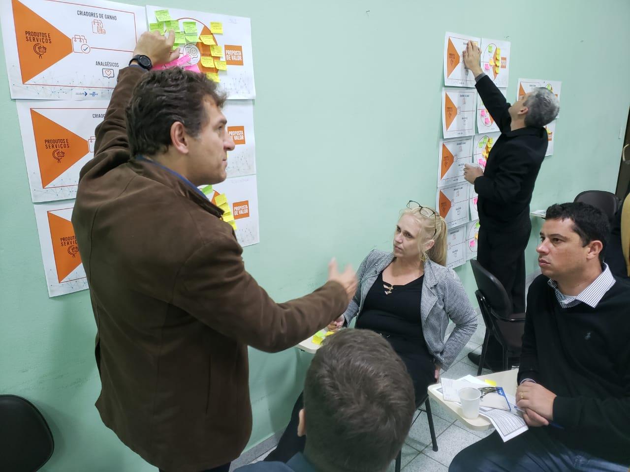 Prefeitura de Brusque reúne diretores e secretários para construção do Plano Estratégico da Gestão Municipal (Pegem)