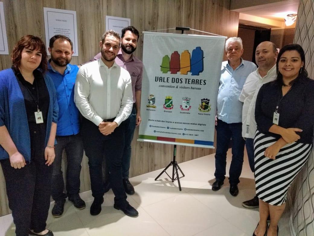 Turismo – Vale dos Teares Convention & Visitors Bureau inaugura nova sede e lança site