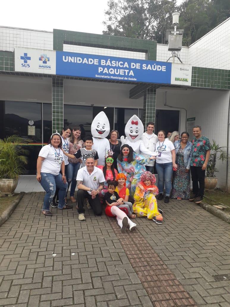 Secretaria de Saúde de Brusque divulga balanço da campanha de vacinação contra o Sarampo