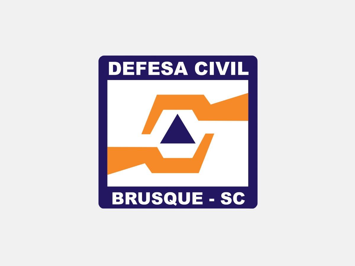 Defesa Civil registra 76 mm de chuva em Brusque nas últimas horas
