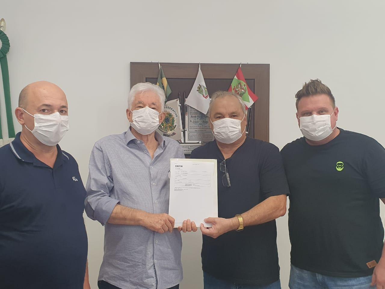 Câmara de Brusque repassa a Prefeitura sobra de orçamento de 2020 para o combate do coronavírus