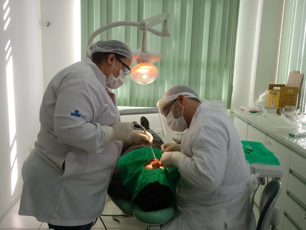 Saúde Bucal reforça cuidados para atendimento durante pandemia de Covid-19