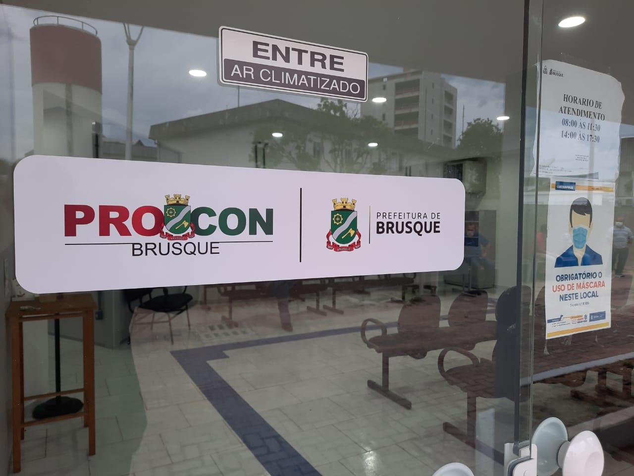 Atendimento presencial do Procon será suspenso por 14 dias
