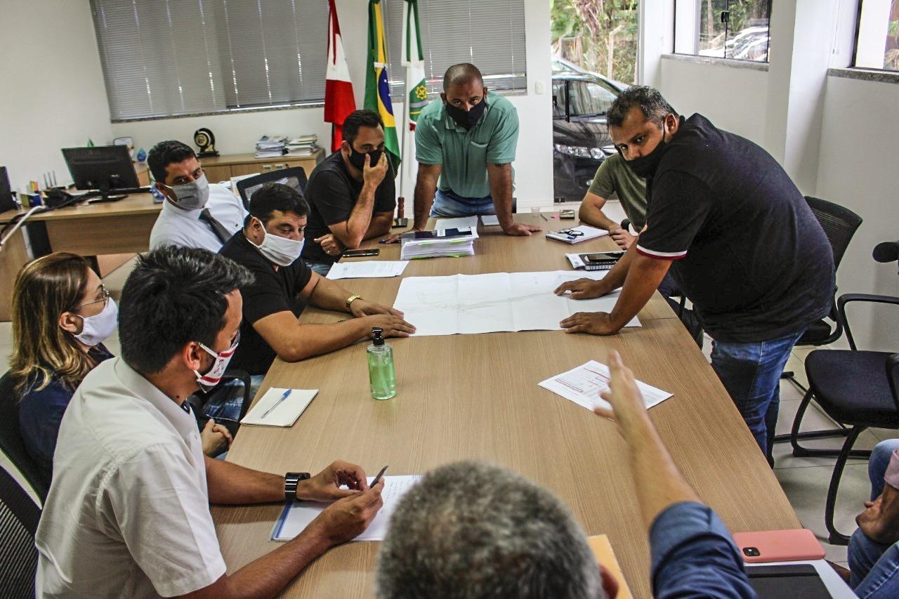 Samae notifica empresa por atrasos em terraplenagem no terreno da ETA Cristalina