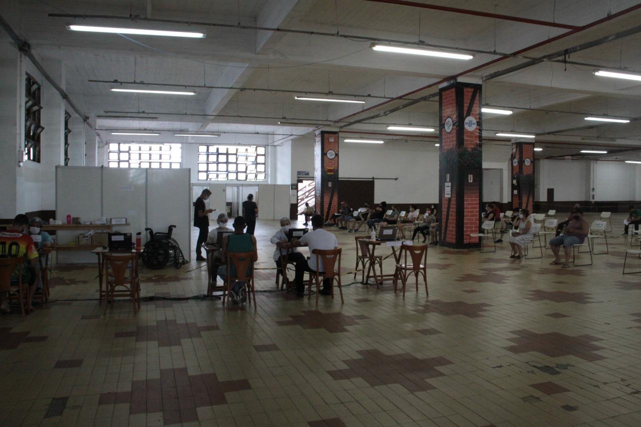 Centro de Triagem atende a população das 07 às 13 horas nesta quinta-feira (15)