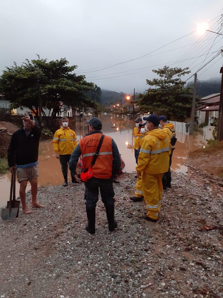 Defesa Civil divulga balanço parcial das chuvas