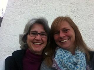 Manuela Weidner & Dr. Barbara Deubzer -  Dozentinnen für Kräuterschamanismus