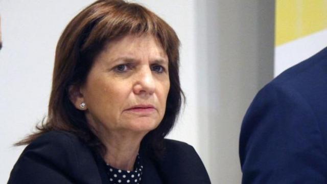 """Patricia Bullrich: """"Sabemos que tuvimos problemas en la economía ..."""