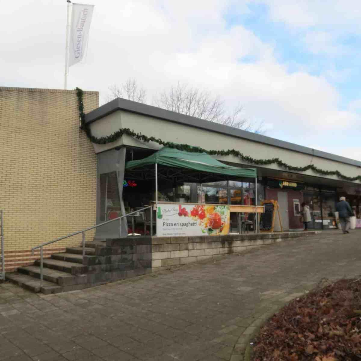 Leuke plek in Winkelcentrum Giesen-Bautsch te Heerlen