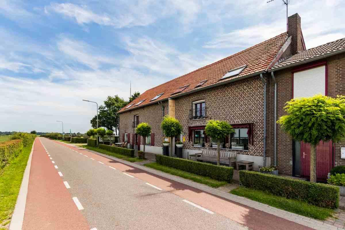 Prachtig gelegen restaurant in het Limburgse Mergelland