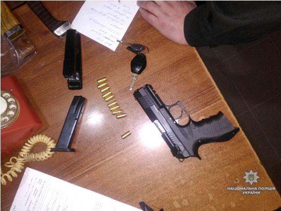 У Миколаєві чоловік погрожував застрелити адміністратора нічного клубу