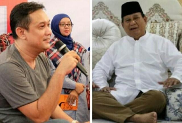 Gara-gara Ini Denny Siregar Sebut Prabowo Anggota Avengers, Netizen Sebut Begini | RIAU24.COM