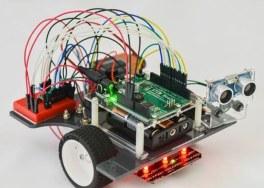 Robô móvel com Arduino