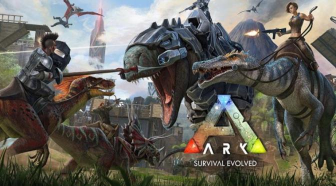 ARK Survival Evolved Confirmado Para O Switch Portal 2 Join