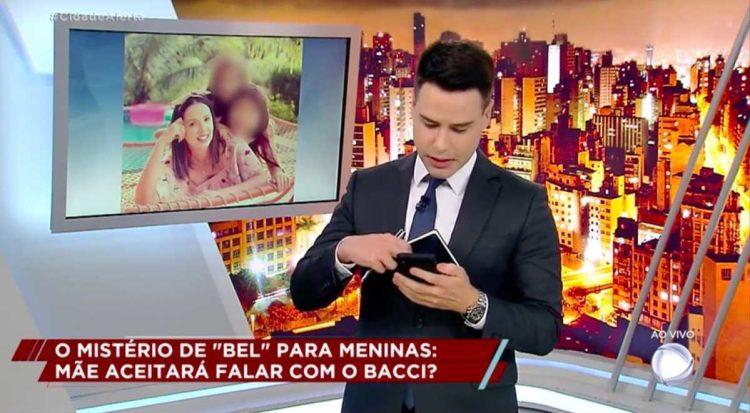 Bacci manda mensagem para mãe de Bel