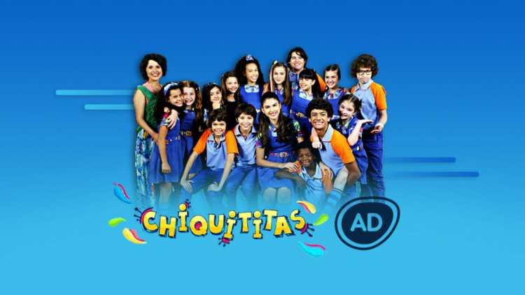 Logo do resumo semanal da novela Chiquititas.