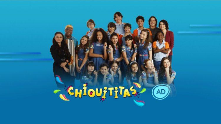 Logo do resumo diário da novela Chiquititas