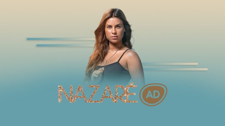 Logo do resumo semanal da novela Nazaré na Band