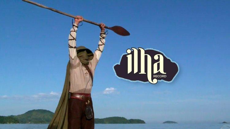 Guardião levanta leme no reality Ilha Record