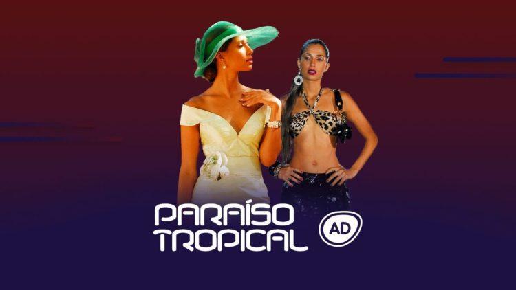 Logo do resumo diário da novela Paraíso Tropical