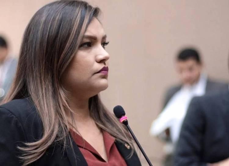 Aleam abre processo de cassação contra deputada Joana Darc